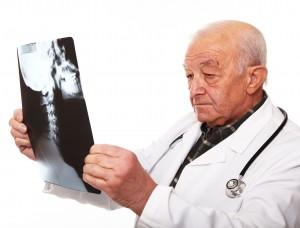 senior doctor working & living longer