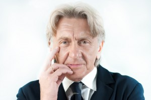 Thinking businessman_Older