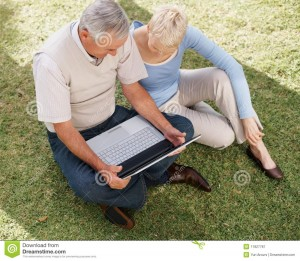 EEarning a retirement income online-you can do it from anywhere that an internet connection is available-Image from free stock photography