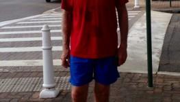 David after a run_January 2015