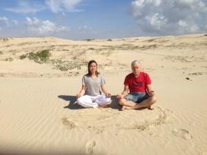 Desert meditation 2015-Near Sydney Australia
