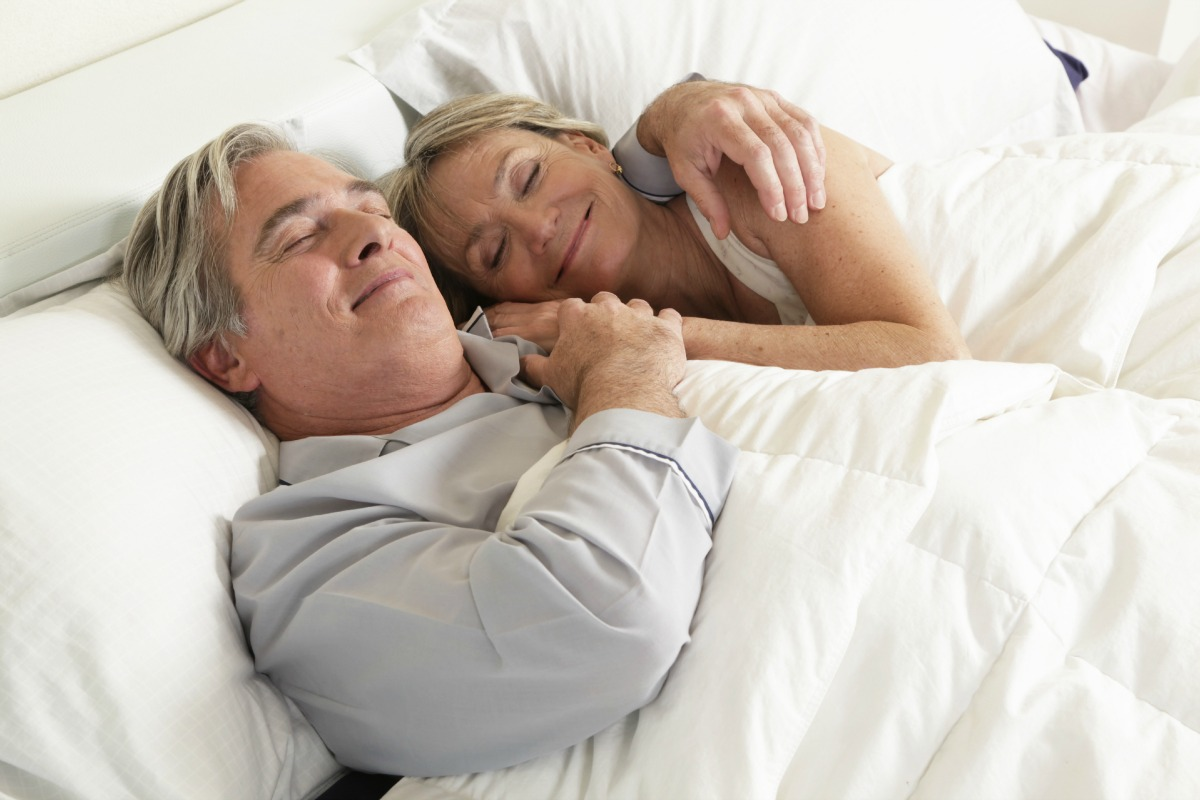 Senior Couple Sleeping 2_1200x800Dollarphotoclub