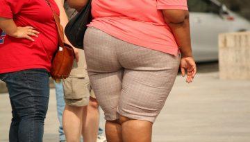 obesity is increasing