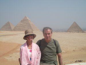 Pyramids at Giza – Cairo