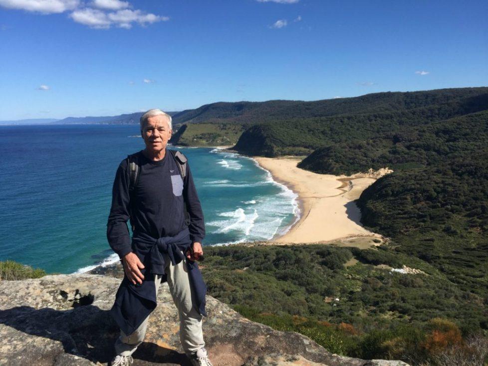 David Royal National Park Sydney1